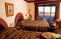 Ngorongoro Sopa Lodge - the rooms
